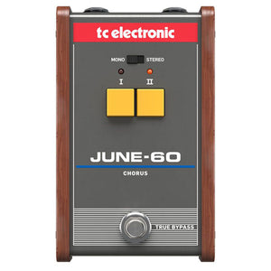 TC Electronic JUNE-60 Chorus Pedal