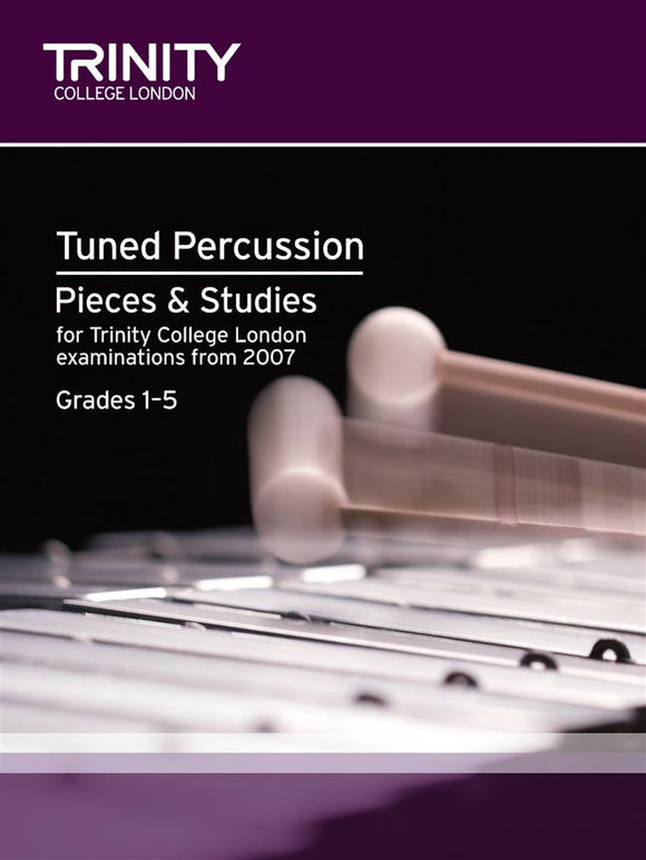 Trinity Tuned Percussion Pieces from 2007 Gr 1-5