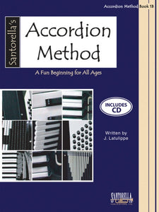 Accordion Method Primer 1B Bk/Cd Acd