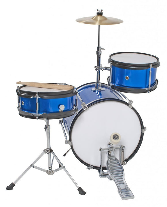 DXP 3-Piece Junior Drum Kit, 5 Colours