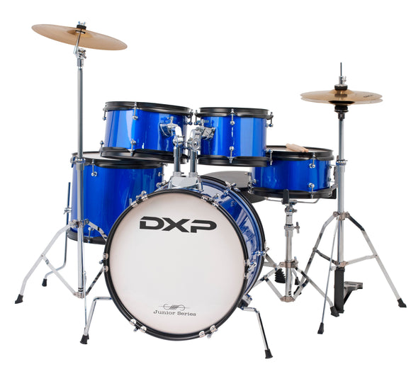 DXP 5-Piece Junior Plus Drum Kit, 4 Colours