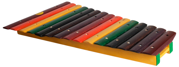 Mano Percussion 15-Note Coloured Xylophone