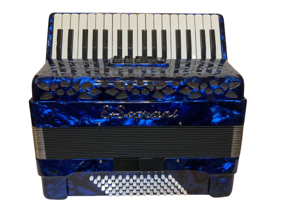 E-Soprani 72 Bass Accordion