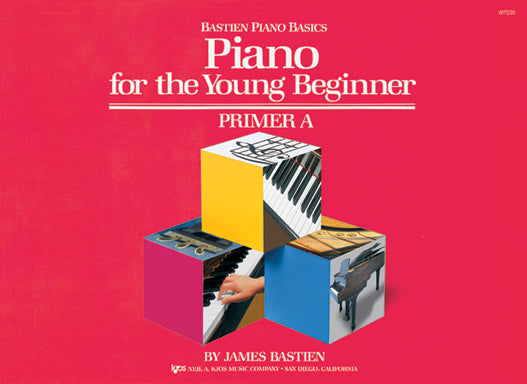 Piano for the Young Beginner, Primer Level A