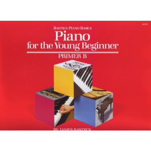 Piano for the Young Beginner, Primer Level B