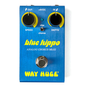 Way Huge Smalls Blue Hippo Chorus Pedal