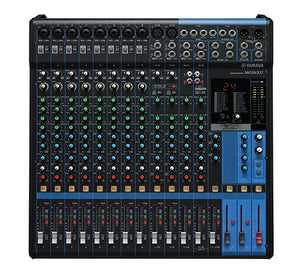 Yamaha MG16XU 16-Channel Mixer with Effects & USB