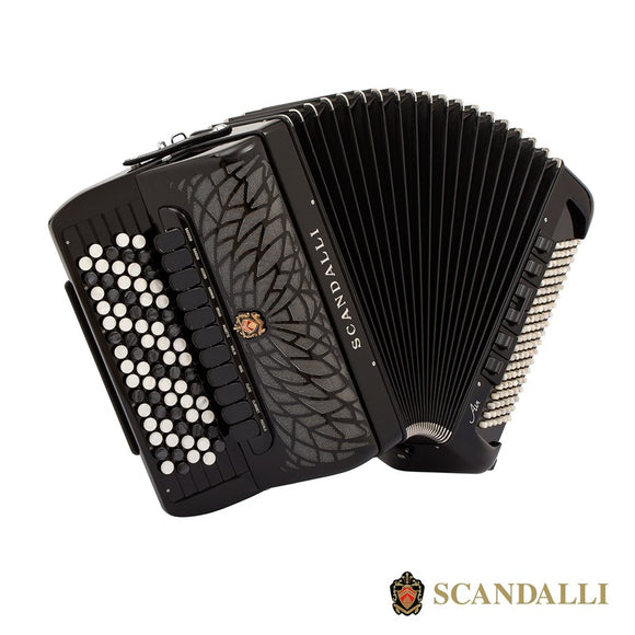 Scandalli Air Vi C 120 Bass
