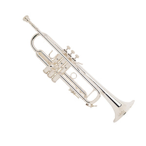 Bach Stradivarius Trumpet Model 43 Silver Plated