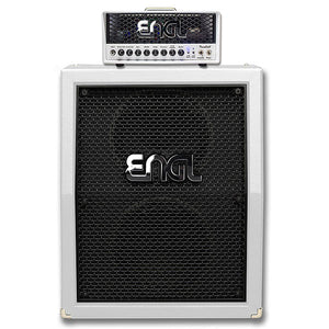 ENGL Ironball E606 White Edition With 2x12 Cab