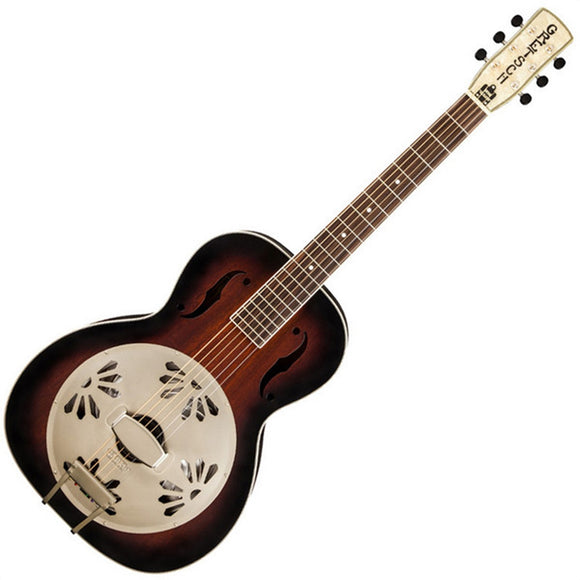 Gretsch G9240 Alligator Biscuit Roundneck Resonator