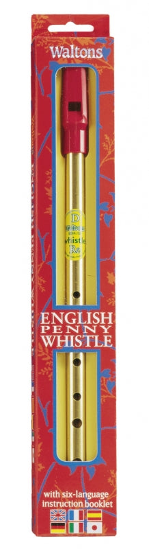 Waltons English Penny Whistle
