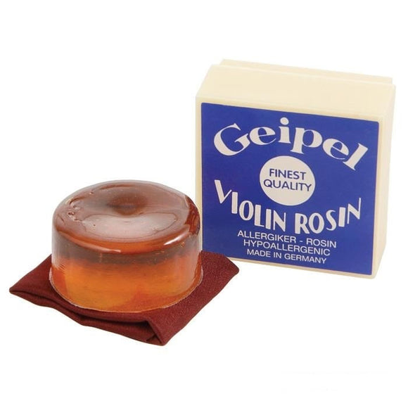 Geipel Hypo-Allergenic Synthetic Rosin for Violin or Viola