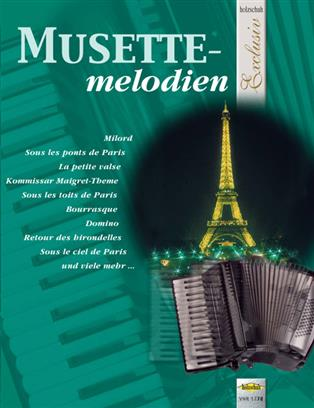 Musette - Melodien for Accordion