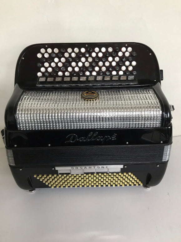 Dallape 140 Bass Button Accordion 2nd Hand