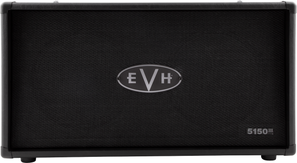 EVH 5150III® 50S 2x12 Cabinet, Stealth Black