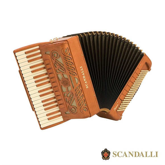 Scandalli Intense Air 37 120 Bass