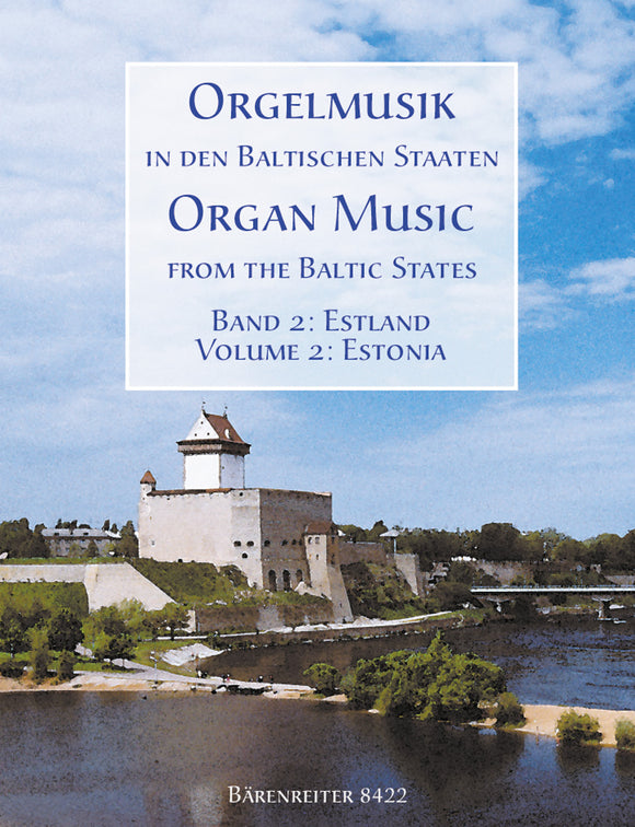 Organ Music from the Baltic States - Book 2: Estonia