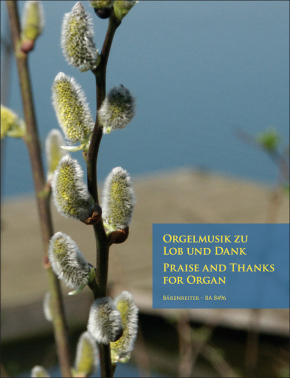 Praise & Thanks for Organ - Book 1