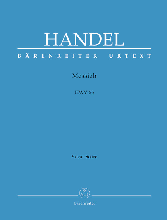 Handel: Messiah English Text - Vocal Score