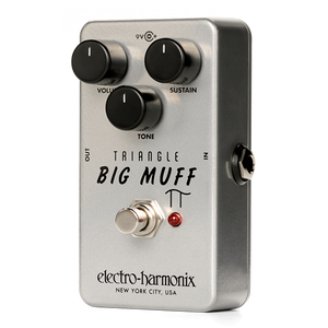 EHX Triangle Big Muff Pi Pedal