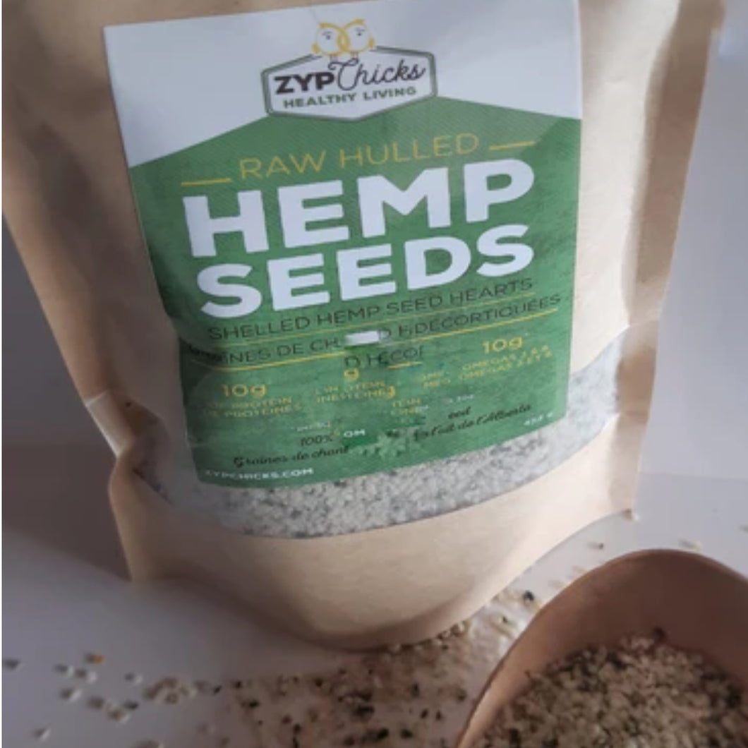 Hemp Hearts Original by Zyp Chicks