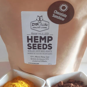 HEMP HEARTS (FLAVOURED) by Zyp Chicks