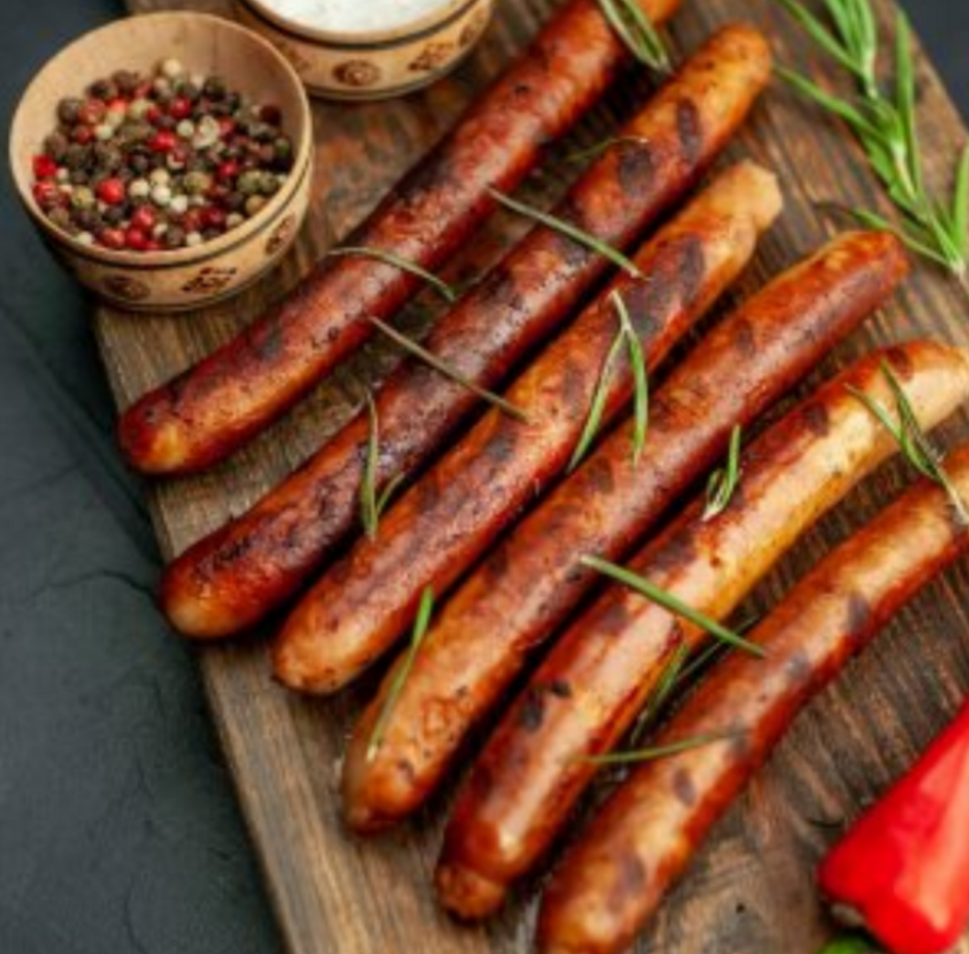 LOCAL MEATS: SAUSAGES by ITAL-CANADIAN MEATS