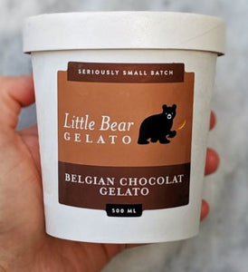 LITTLE BEAR GELATO & SORBET