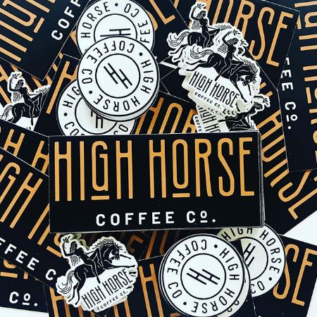 COFFEE: High Horse Coffee Roasters (340 g)