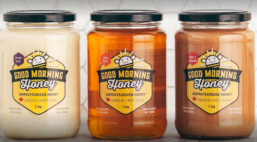 HONEY - Good Morning Honey
