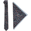 The Essential Tie + Pocket Square Set - Abstract