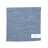 The Essential Pocket Square - Duo Chambray