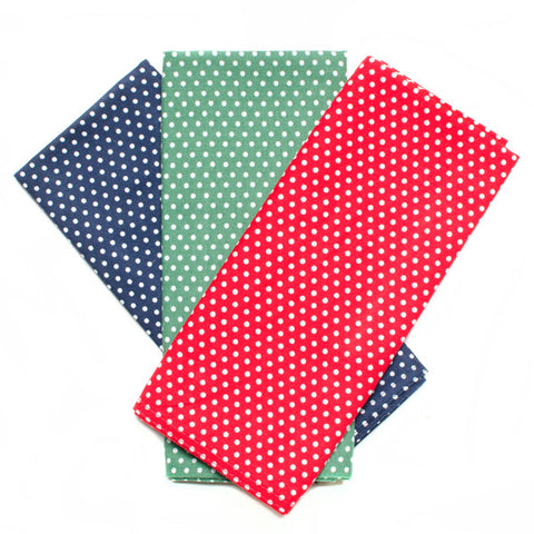 The Essential Handkerchief - Polka-Dot