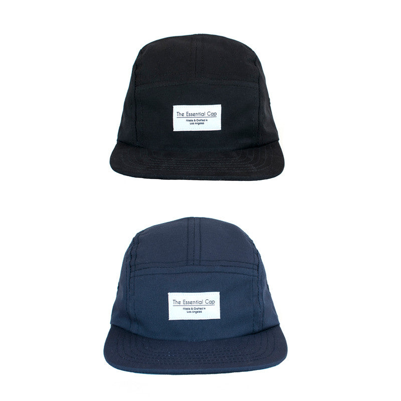 The Essential Cap - Cotton Twill