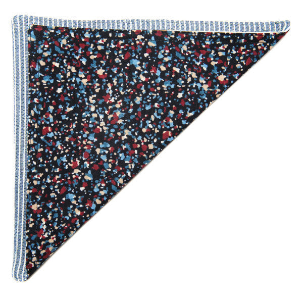The Essential Pocket Square - Abstract