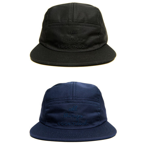 """All Things Essential"" 5-Panel Camp Cap"