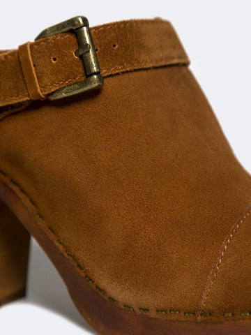 Jeffrey Campbell Charlize Tan Suede Bootie
