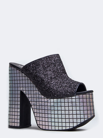 YRU DREAM DISCO SANDAL