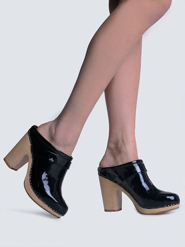 Jeffrey Campbell Impulse Black Bootie