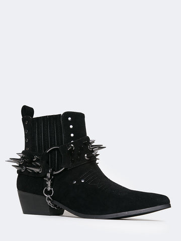 Laso Spike Ankle Boot