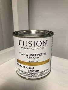 FMP Stain and Finishing Oil Golden Pine 8oz