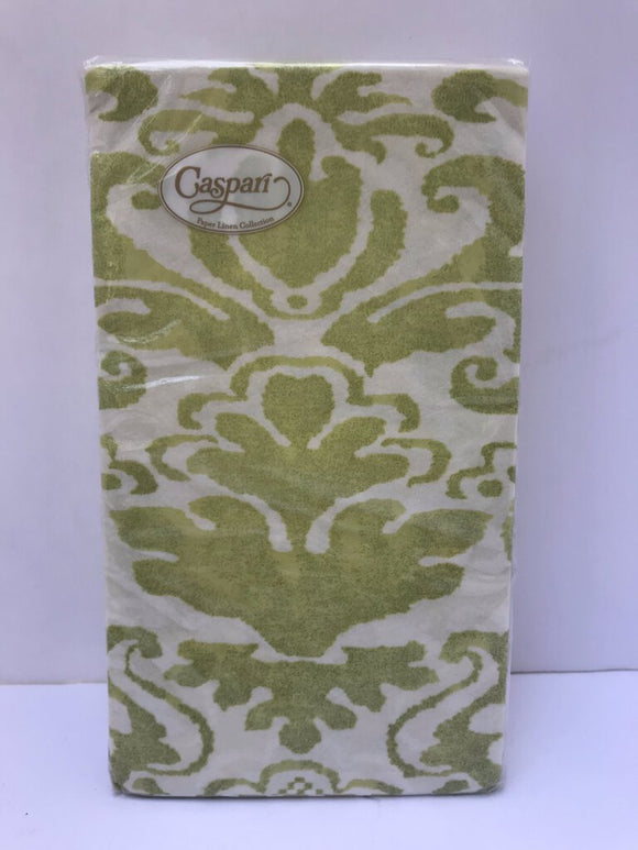 11195 Palazzo/Green Guest Towel