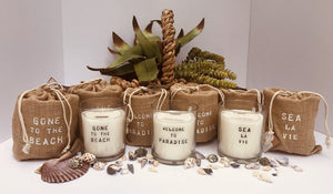 13914 Beach Bagged Candles