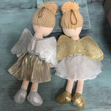 13939 Gold Angel Doll