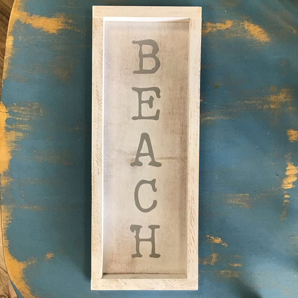 13919 Beach Plaque