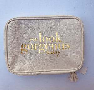 GORGEOUS Cosmetic Bag