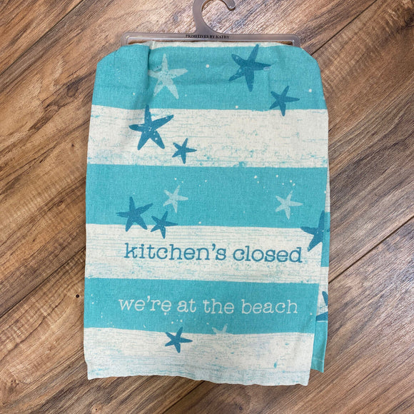 C41 Kitchens Closed towel