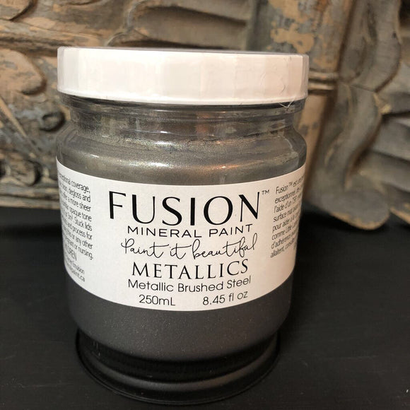 FMP Metallic Brushed Steel 250ml