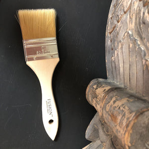 FMP Synthetic Flat Brush 2""
